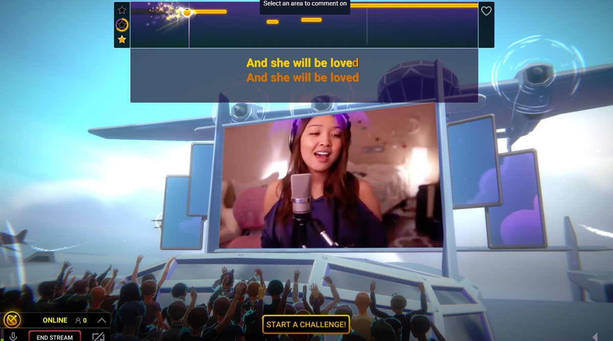 Twitch Sings allows streamers execute karaoke tracks with audiences, Next TGP