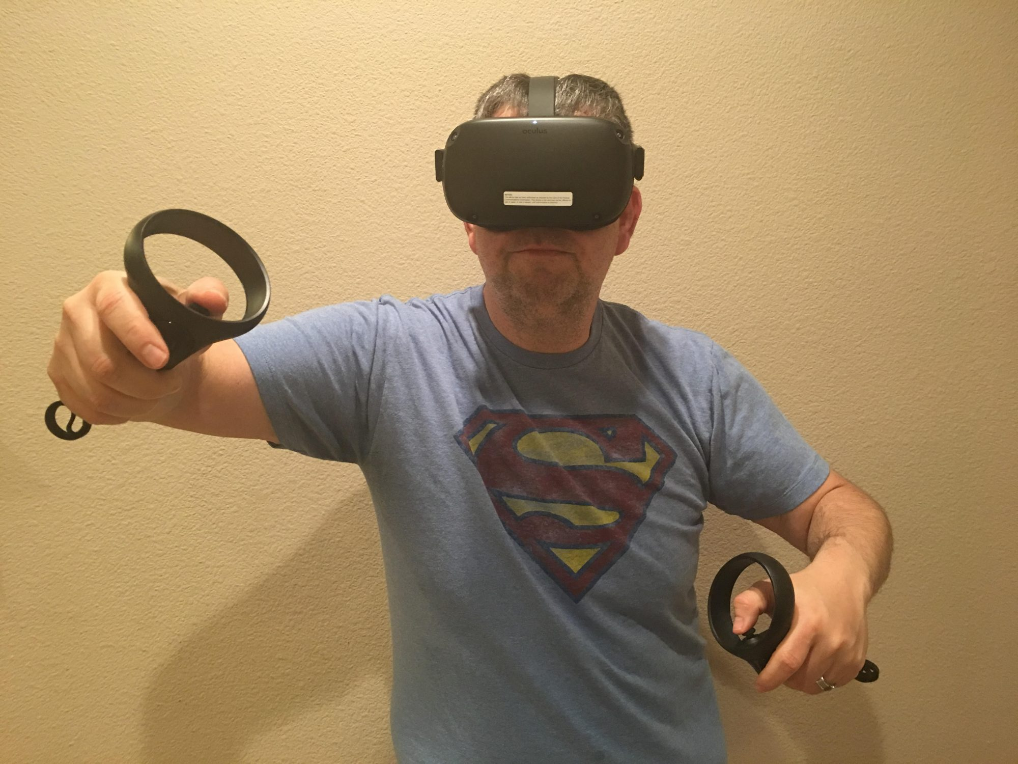 Oculus Quest review: Virtual reality's freedom day is transformative