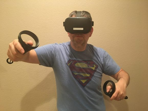 The Oculus Quest Standalone VR headset opens a new realm of possibilities for virtual reality developers.