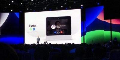 Facebook brings WhatsApp video calls to Portal smart
