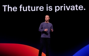 The future is private, according to Facebook's Mark Zuckerberg
