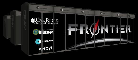 AMD Frontier