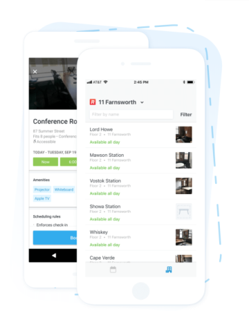Robin raises $20 million to manage conference rooms and