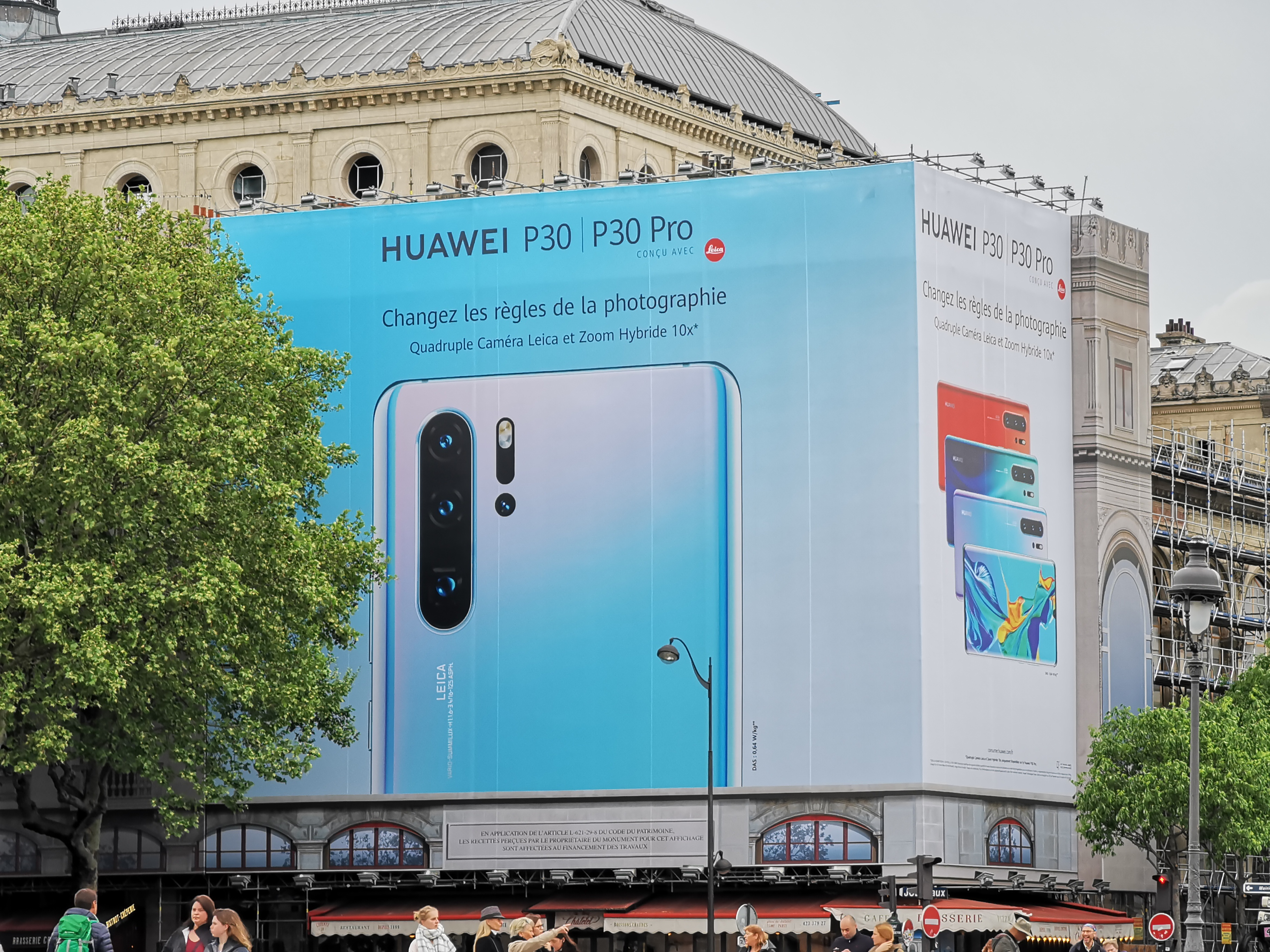 Huawei P30 Pro review: 3 camera upgrades that yield