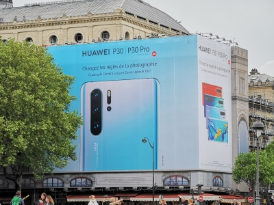Huawei P30 Pro review: 3 camera upgrades that yield staggering