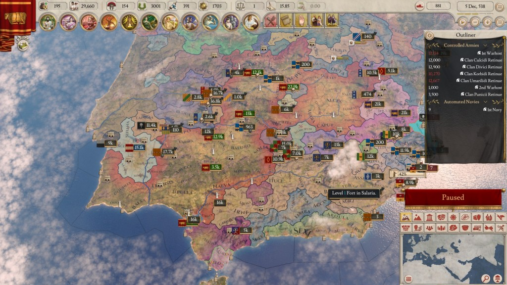 The impossible-to-judge Imperator: Rome has had a shaky launch