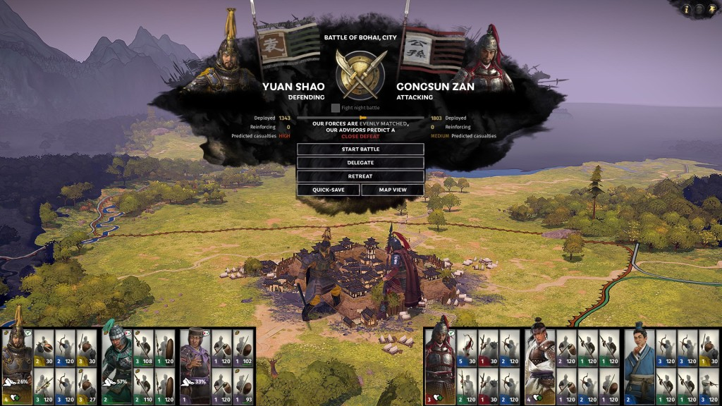 Total War: Three Kingdoms hands-on -- Combat is no longer an