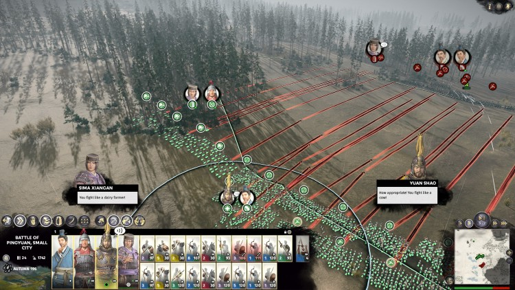 Total War: Three Kingdoms is charming at every level