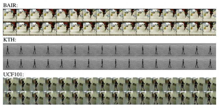 Google AI video generation