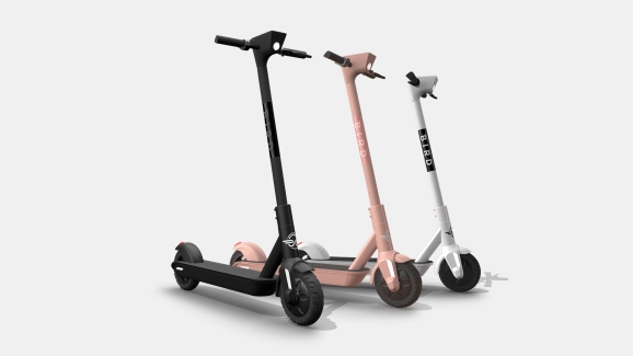 Bird's $1,299 Bird One scooter can travel 30 miles on a