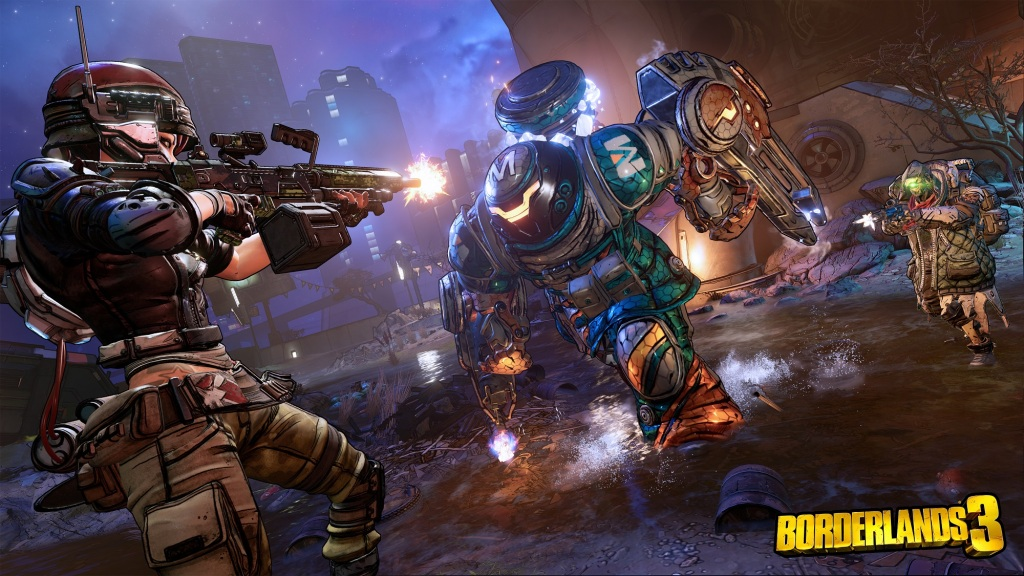 Borderlands 3 takes the action off Pandora, a series-first for Gearbox.