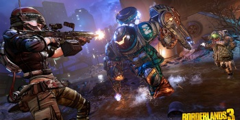 Borderlands 3 hands-on: The rich aroma of coffee bots and colorful mayhem