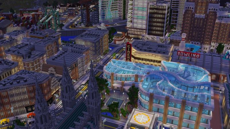 10. City Mash-Up