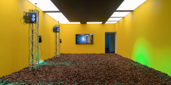 Mixed reality and the art world: an unlikely but ideal pairing
