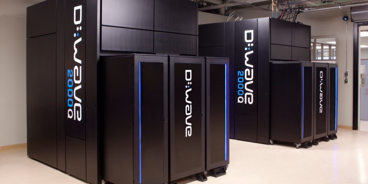 D-Wave 2000Q systems