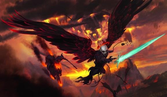 Dungeons & Dragons returns to Baldur's Gate with Descent into Avernus