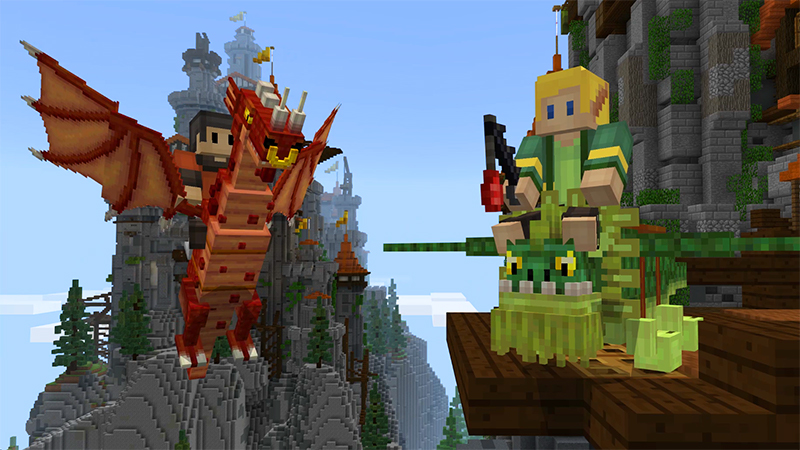 3. Dragons