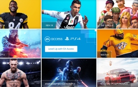 EA Access is coming to the PlayStation 4 in July.
