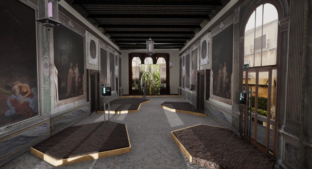 2019 Venice Art Biennale for the Future Generations Art Prize exhibition. Credit: