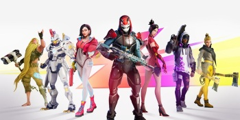 Fortnite Season 9 brings Epic Games' online shooter into the future