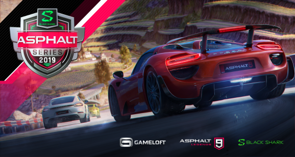 Gameloft is launching its first esports tournament with Asphalt.
