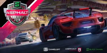 Gameloft's Asphalt mobile racer gets its first esports tournament