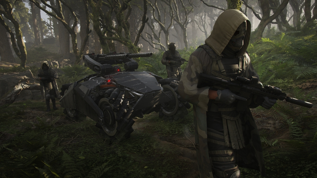 How Ghost Recon: Breakpoint turns up the realism of drone