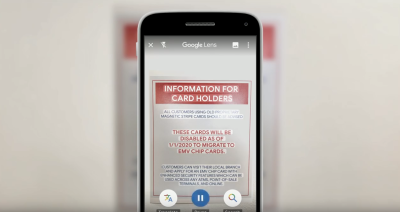 wholesale dealer 35273 a4c43 Google Lens can now read translated text to you and highlight top ...
