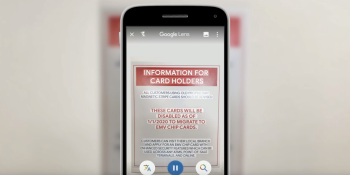 Google Lens can now read translated text to you and highlight top meals at restaurants