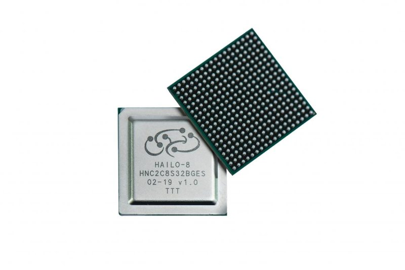 Hailo-8 chip