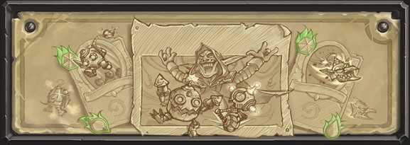 Hearthstone: Rise of the Mech event adds a free Legendary, buffs 18 cards, and ushers in Arena rotation