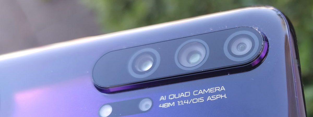Honor 20 Pro: Quad lens camera