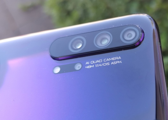 Huawei debuts Honor 20 series with quad camera and side