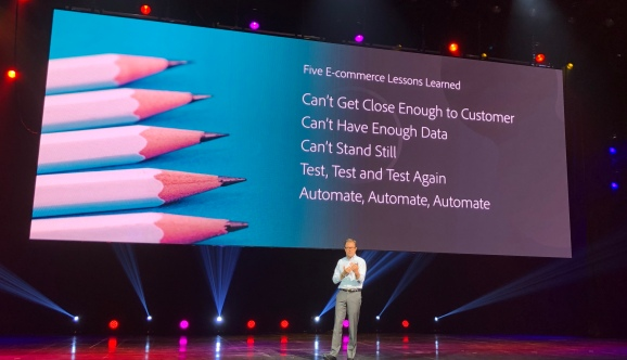 5 e-commerce lessons from Adobe's shift to SaaS.