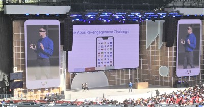 Google's pitch to Android devs: Assistant can drive app
