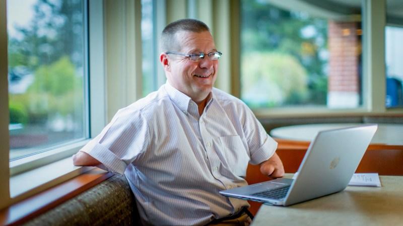 Microsoft profile of John Robinson of Albany, NY