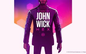 John Wick Hex is Bithell Games' first license game.