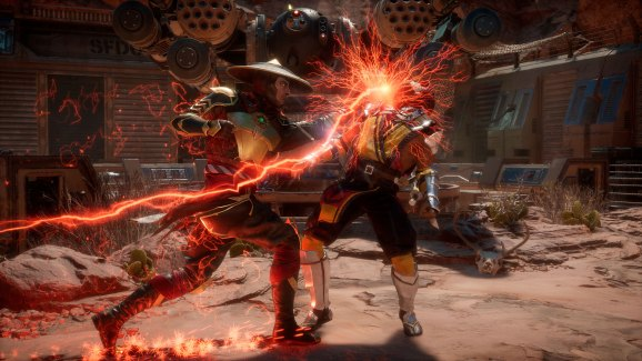 Mortal Kombat 11 spot helps Warner Bros. dominate TV ad impressions