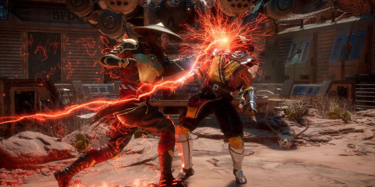 Mortal Kombat 11 dominated game sales in April 2019.