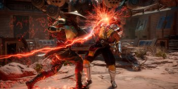 Mortal Kombat 11 dominated game sales in April 2019.