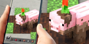 Minecraft Earth shuts down, but AR gaming should bounce back