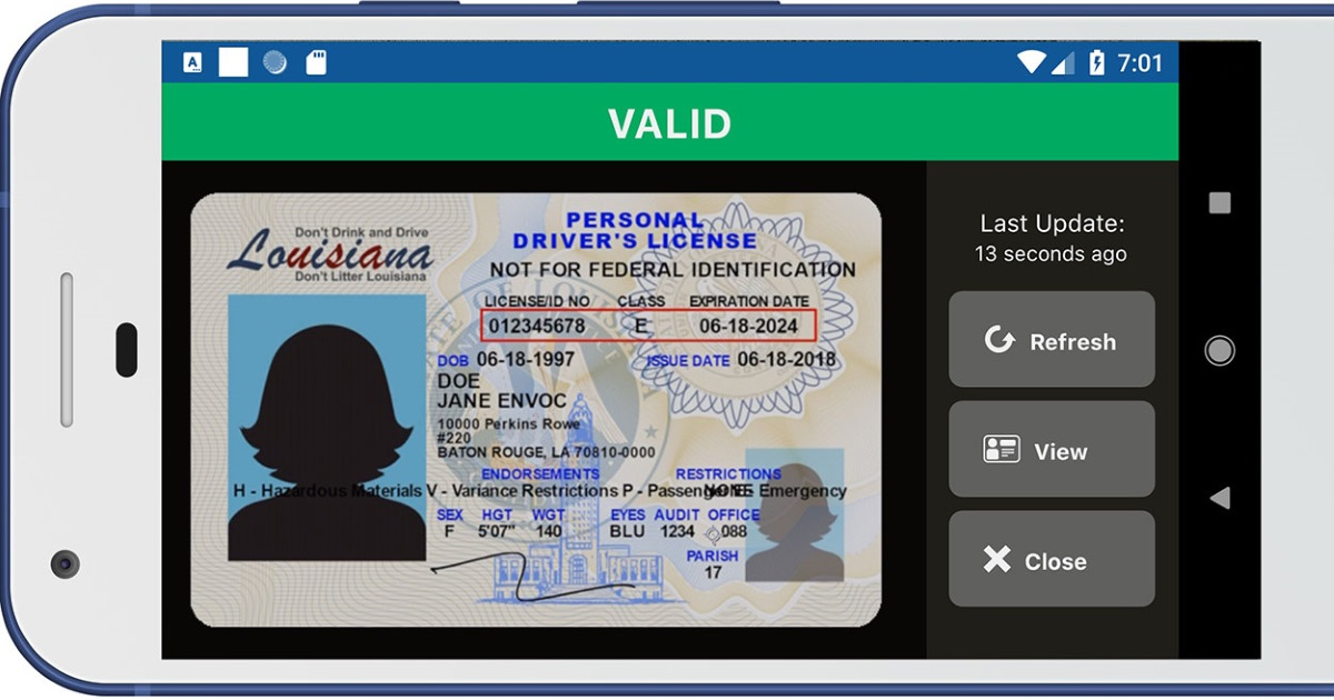 Google is Bringing Electronic IDs to Android