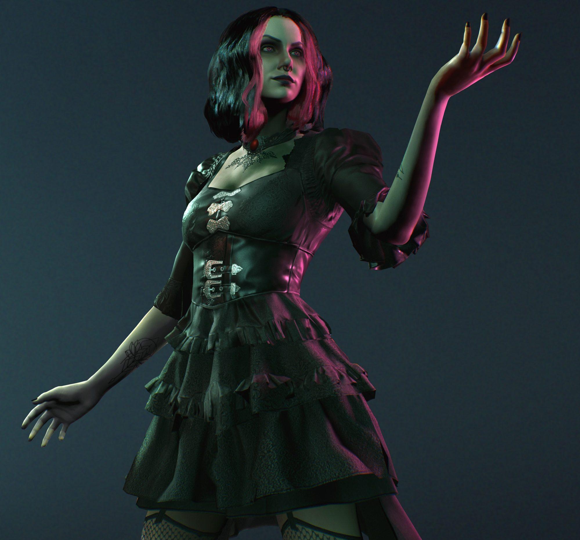 Vampire The Masquerade Bloodlines II Tremere Warlock