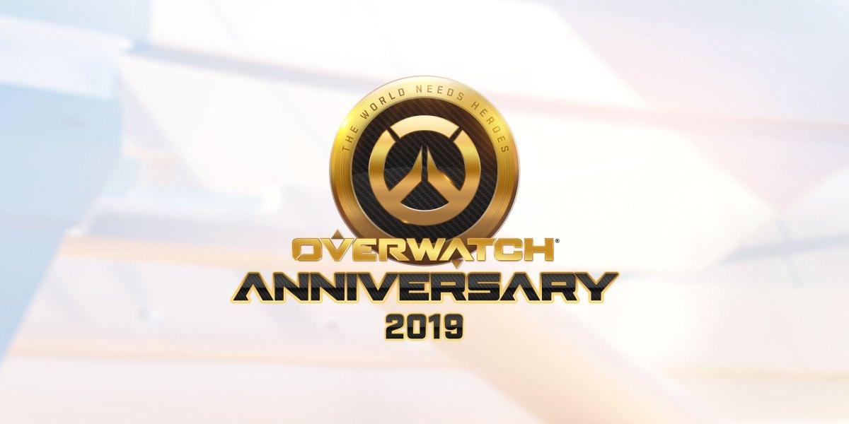 Overwatch Anniversary.