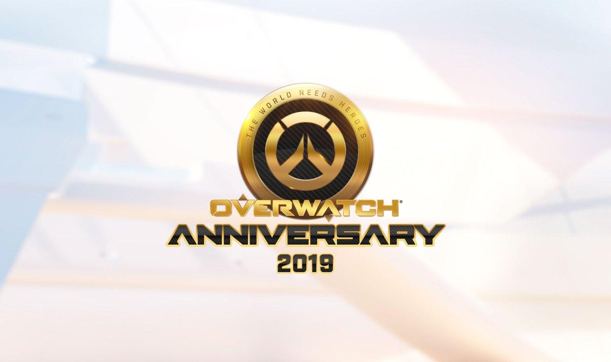 Overwatch's anniversary event returns on May 21 - VentureBeat