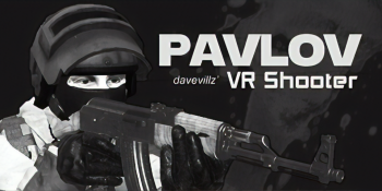 Pavlov is a well-received multiplayer VR shooter.