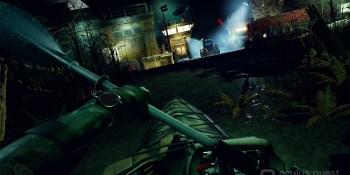 Phantom: Covert Ops is VR Metal Gear Solid in a kayak