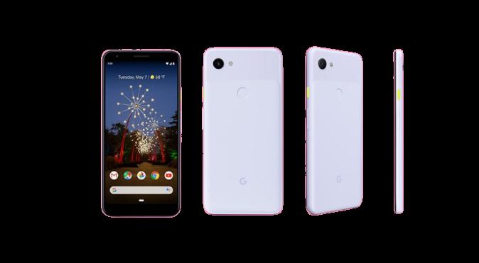 Google Pixel 3a 3x XL