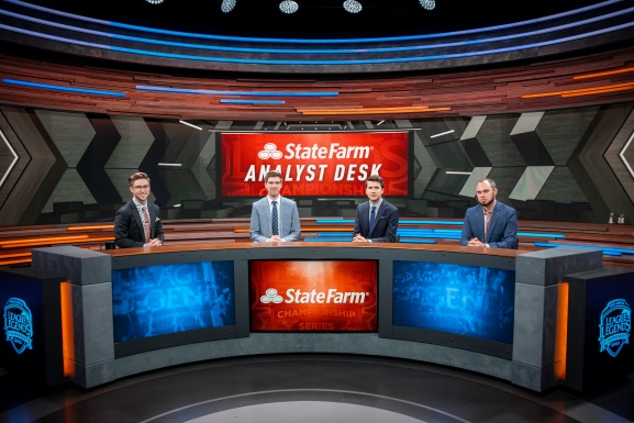 Riot Games and State Farm extend League of Legends esports pact to 2021