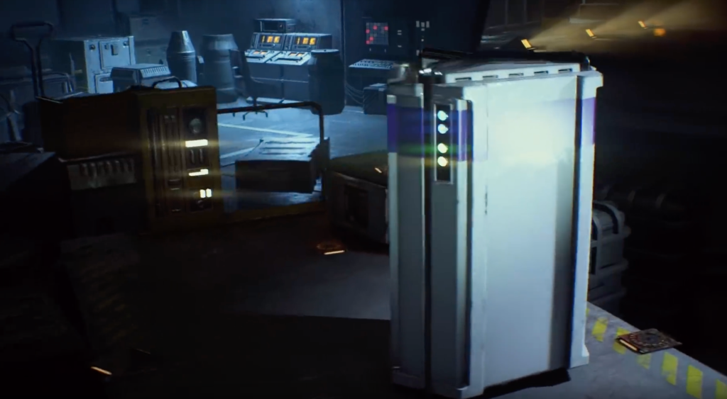 A loot crate in Star Wars: Battlefront 2.